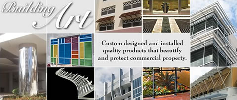 Architecture Metals - high-quality architectural building products and services