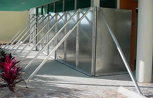 Flood panel - standard