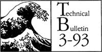 FEMA Technical Bulletin 3-93