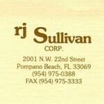RJ Sullivan Corp.