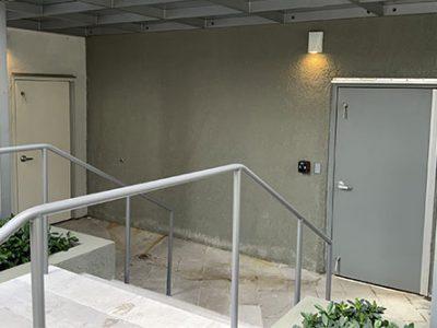 Dual Function Flood Doors