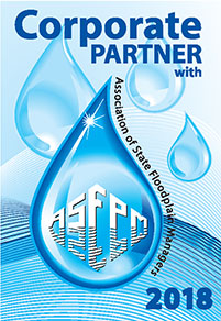 Corporate Partner with Association of State Floodplain Managers 2018