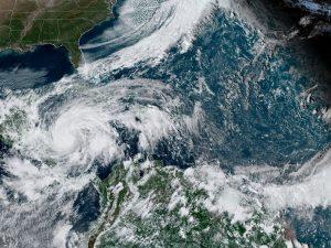 Tropical Storm Eta - NOAA