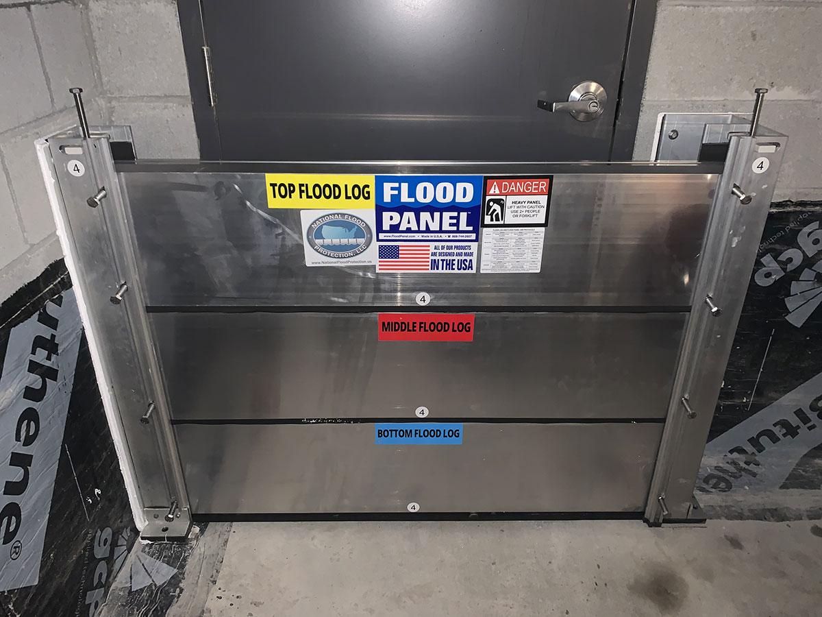 Foundry Point, South Carolina - Flood Panel